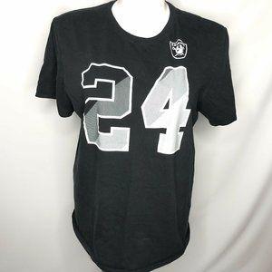 Nike Oakland Raiders Lynch Tee T Shirt Mens XL